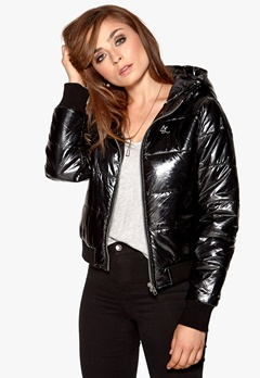 Sally & Circle Must Ria jacket Black/silver Bubbleroom.dk