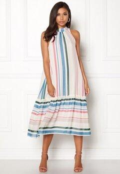 Samsøe & Samsøe Sua L Dress Aop Cottage Stripe Bubbleroom.se