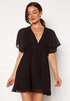 Samsøe & Samsøe Vaal Short Dress Black Bubbleroom.se