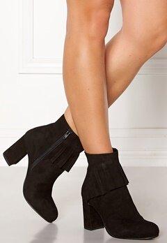 SARGOSSA Wisdom Suede Boots Black Bubbleroom.se