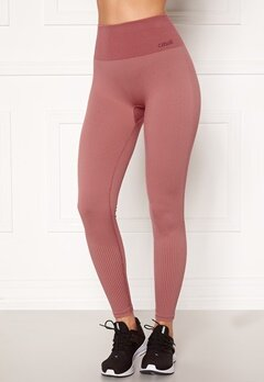 Casall Seamless Tights 123 Comfort Pink Bubbleroom.se