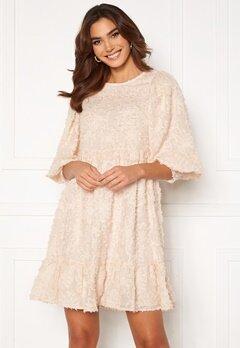 SELECTED FEMME Daniela 3/4 Dress Sandshell Bubbleroom.se