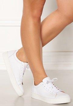 SELECTED FEMME Donna Sneaker White Bubbleroom.se