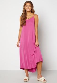 SELECTED FEMME Finia Midi Strap Dress Rose Violet Bubbleroom.se