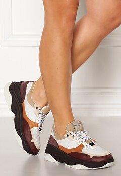 SELECTED FEMME Gavina Trainer Shoes Decadent Chocolate Bubbleroom.se