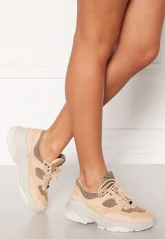 SELECTED FEMME Gavina Trainer Shoes Nude Bubbleroom.se