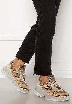 SELECTED FEMME Gavina Trainer Shoes Tigers Eye Bubbleroom.se