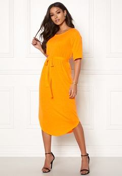 SELECTED FEMME Ivy 2/4 Beach Dress Radiant Yellow Bubbleroom.se