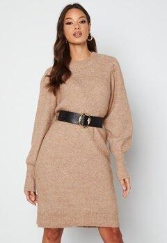 SELECTED FEMME Linna-Mia LS Knit Dress Amphora bubbleroom.se