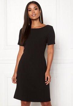 SELECTED FEMME Vivian SS Short Dress Black Bubbleroom.se