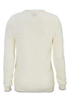 SELECTED HOMME Dean Crew Neck Papyrus Bubbleroom.fi