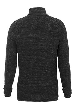 SELECTED HOMME Mattew Roll Neck Black Bubbleroom.se
