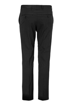 SELECTED HOMME New One My Logan Trousers Black Bubbleroom.fi