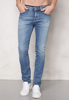 SELECTED HOMME One Fabios 1386 Jeans Medium Blue Denim Bubbleroom.se