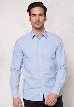 SELECTED HOMME One Fil Shirt LS Light Blue Bubbleroom.se