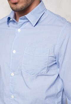 SELECTED HOMME One Fil Shirt LS Noos Light Blue Bubbleroom.no