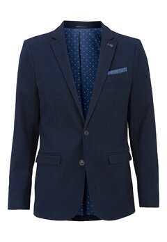 SELECTED HOMME One Olaf Blazer Navy Blazer Bubbleroom.fi