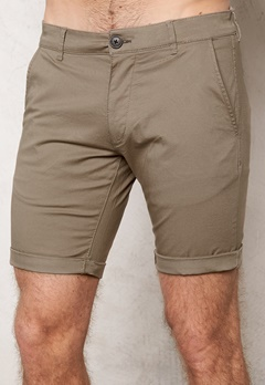 SELECTED HOMME Paris Greige Shorts Greige Bubbleroom.fi