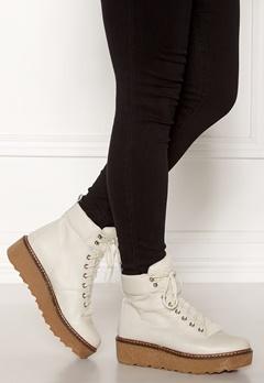 SHOE THE BEAR Bex leather Boots 120 White Bubbleroom.se
