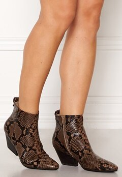 SHOE THE BEAR Cleo Snake Shoes 130 Brown Bubbleroom.se