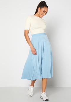 Sisters Point Malou Skirt 402 Light Blue Bubbleroom.se