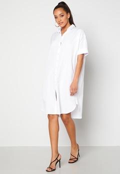 Sisters Point Meda Shirt 100 White Bubbleroom.se