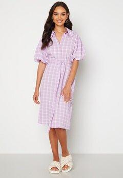 Sisters Point Meta Dress 701 Lavender bubbleroom.se