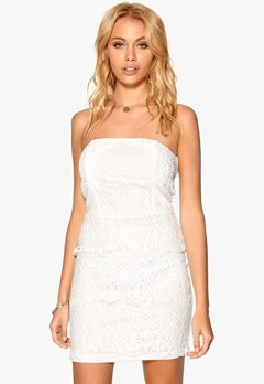 Sisters Point Nyls dress Cream Bubbleroom.no