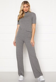 Sisters Point Pro Pants 054 Grey Mel Bubbleroom.se