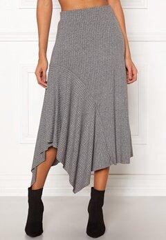 Sisters Point Pro Skirt 054 Grey Melange Bubbleroom.se