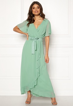 Sisters Point WD-42 Dress 301 Spring Green Bubbleroom.se