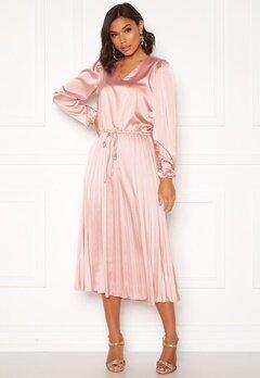 Sisters Point WD Dress 585 Dark Rose Bubbleroom.se