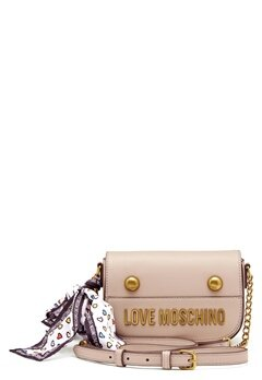Love Moschino Small Bag 108 Taupe/Sand Bubbleroom.se