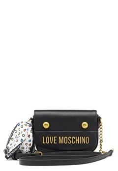 Love Moschino Small Bag 000 Black Bubbleroom.se