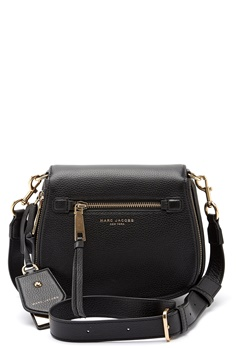 Marc Jacobs Small Nomad Crossbody Bag Black Bubbleroom.se