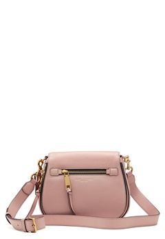 Marc Jacobs Small Nomad Crossbody Bag Rose Bubbleroom.se