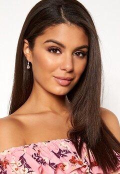 SNÖ of Sweden Charlene Long Earring S/Pink Bubbleroom.se