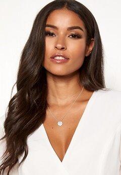 SNÖ of Sweden Corinne Pendant Necklace S/Clear Bubbleroom.se