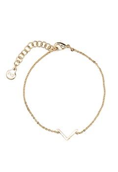 SNÖ of Sweden Path Chain Bracelet Guld Bubbleroom.se