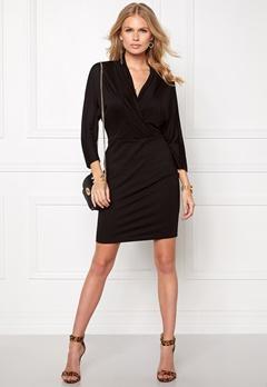 SOAKED IN LUXURY Dafi Dress Black Bubbleroom.se
