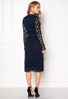 SOAKED IN LUXURY Matilda Dress Dress Blues Bubbleroom.eu