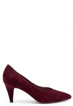 SOFIE SCHNOOR Stiletto Pumps Dark Red Bubbleroom.se