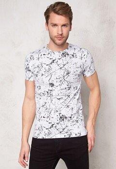 Solid Balsam T-shirt 9000 Black Bubbleroom.se
