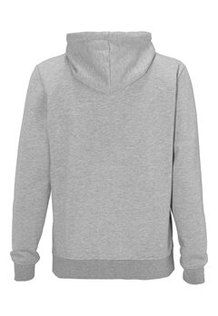 Solid Deacon Sweat 8242 LIGHT GR Bubbleroom.se