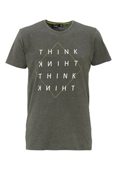 Solid Drew T-Shirt 8400 Rosin Mel Bubbleroom.no