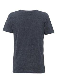 Solid Elif T-shirt 1991 Insignia Blue Bubbleroom.no