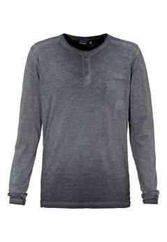 Solid Elmund T-Shirt 2958 JET BLAC Bubbleroom.se