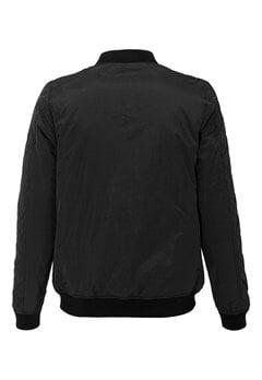 Solid Erol Jacket 9000 Black Bubbleroom.no