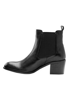 SOON Sarah chelsea boot Black Bubbleroom.se