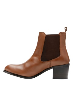 SOON Sarah chelsea boot Cognac Bubbleroom.no